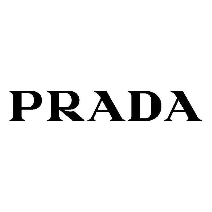 prada logo logos brand design