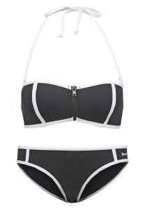 Bade- & Surfmode günstig kaufen | Bench Bikini black/white für Damen | 04893865748394