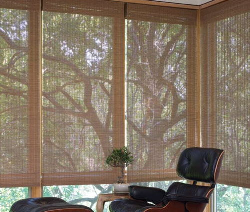 Lutron Sheer Shades Keeping Cool And Maintaining The