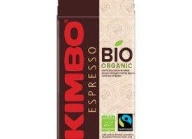 Kimbo Bio Organic Fair Trade Espresso Whole Bean Light Roast Coffee 35oz