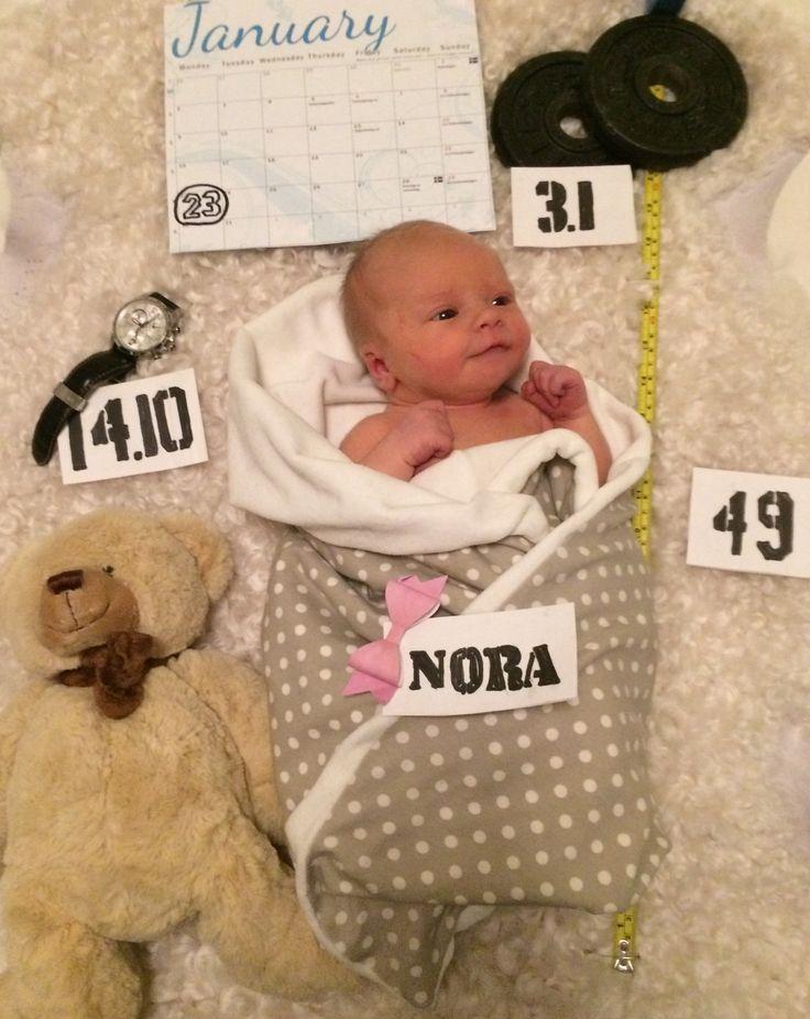Measurement of baby