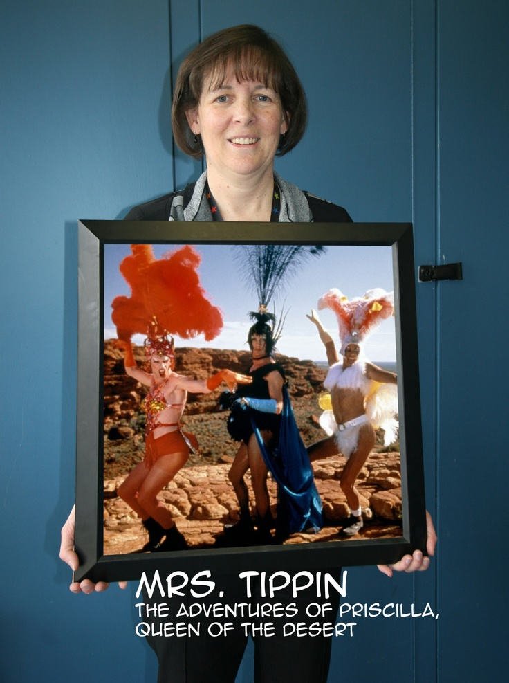 Mrs. Tippin