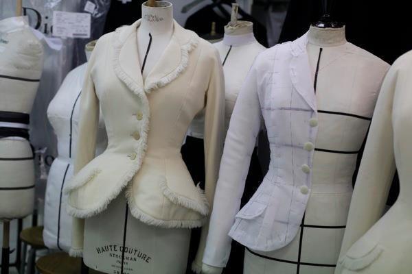 fashion ateliers  | fashion #mannequins #couture