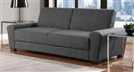Contemporary Sleeper Sofas - Leather, Microfiber