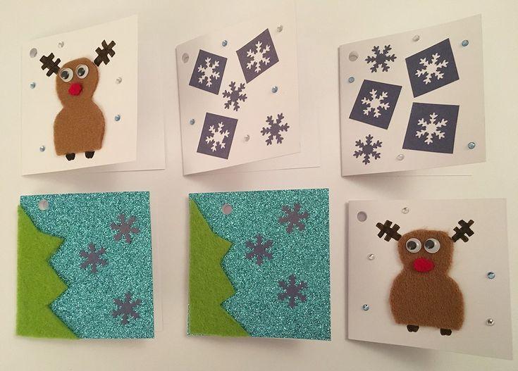 Blogmas | making Christmas gift tags
