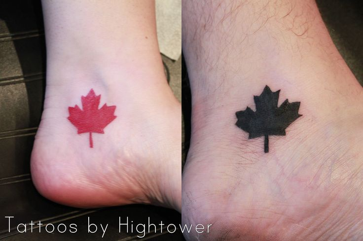 maple leaf tattoo black outline - Google Search. Thinking about this for after Toronto this summer.