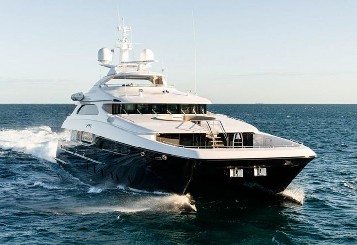 40m Motor Yacht Zenith Launched by Sabre Catamarans. | High rollers on the high seas ...
