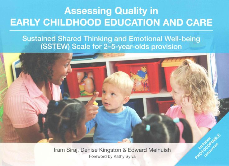Assessing Quality in Early Childhood Education and Care: Sustained Shared Thinking and Emotional Well-being