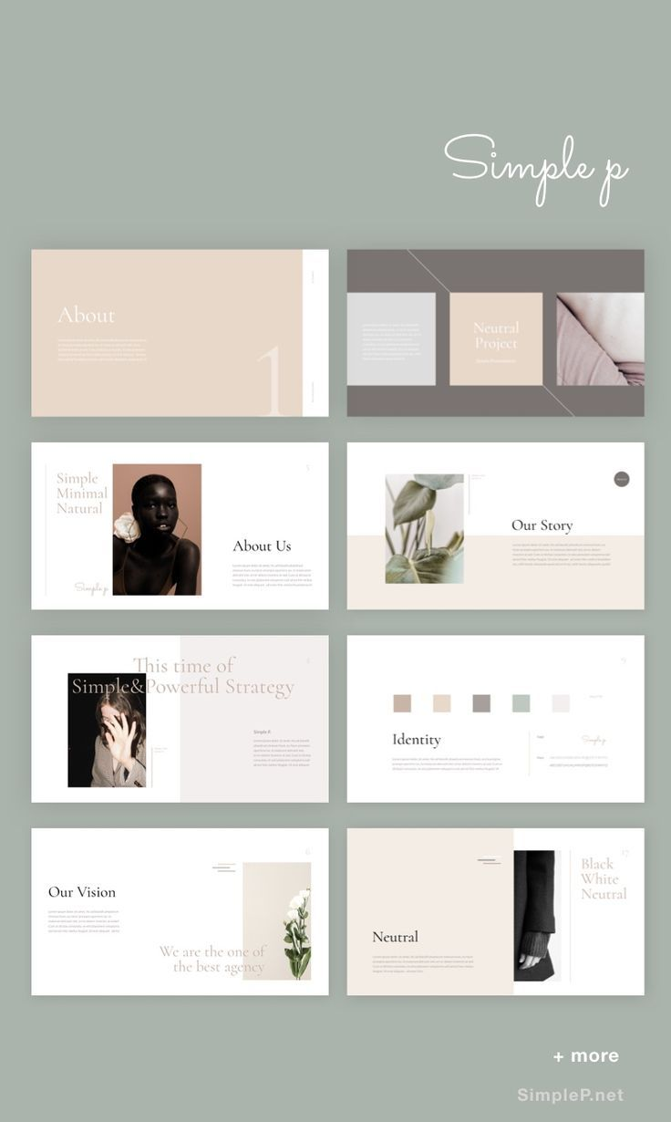 mplate #presentation #template #business #annual #…
