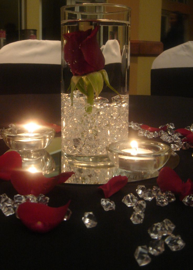 105 Best Images About Black Red And White Party Ideas On Pinterest Receptions Centerpieces