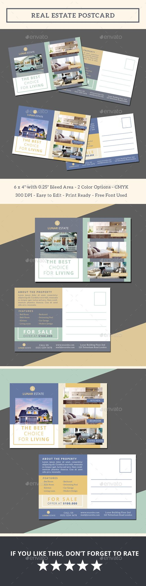 Best 25 Real Estate Postcards Ideas On Pinterest