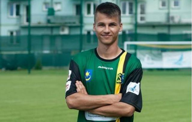 16-letni Jakub Głaz (Siarka Tarnobrzeg) przebywa na testach w pierwszoligowej Miedzi Legnica.