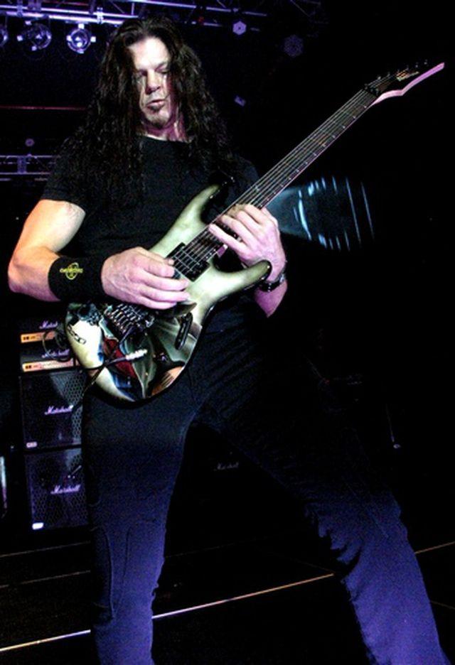Megadeth Concert Photos: Megadeth Guitarist Chris Broderick