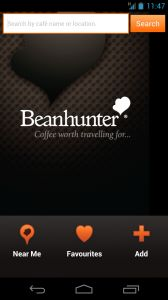 App Review: Beanhunter for Android