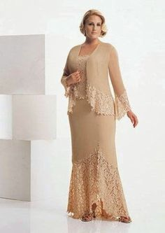 Plus Size Mother of the Bride Dresses: Plus Size Clothing