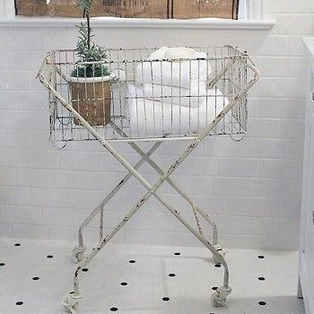 metal basket with wheels wire laundry basket on wheels rolling laundry cart antique farm