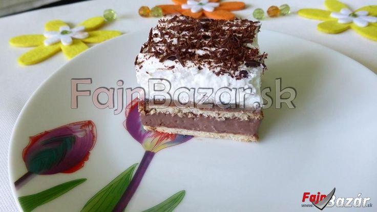 Nepečený koláč z Be-Be keksov
