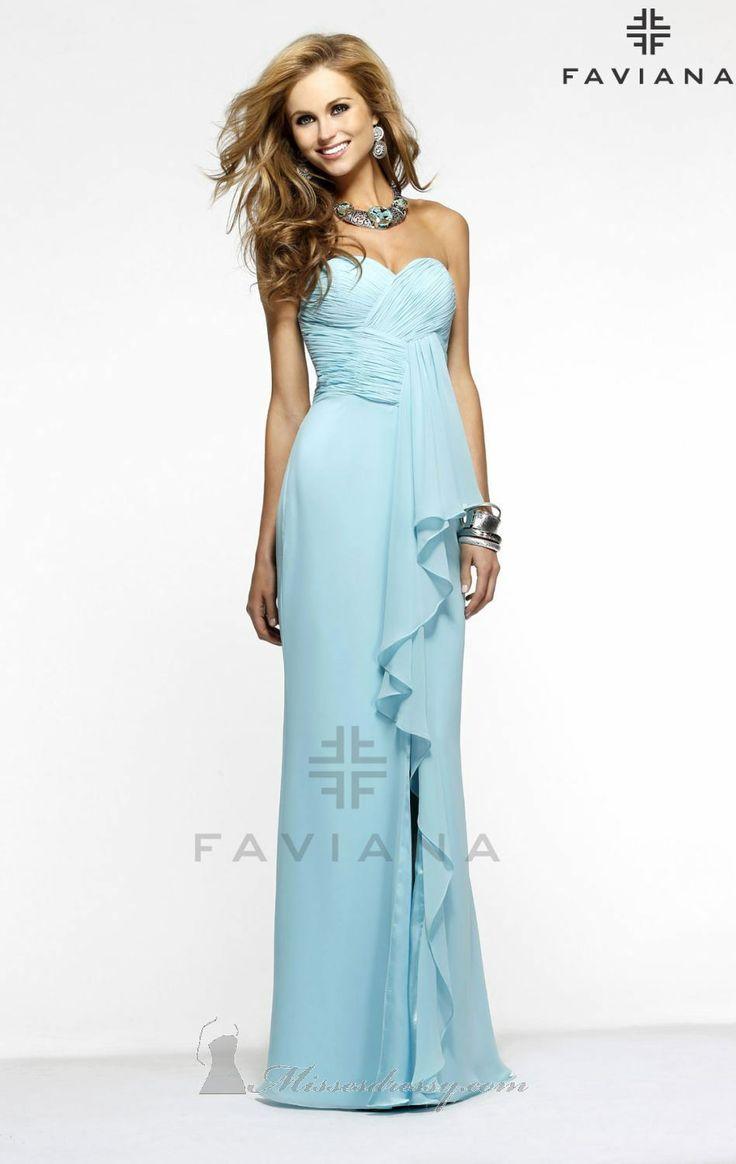 Mejores 106 imágenes de vestidos en Pinterest | Vestidos de noche ...