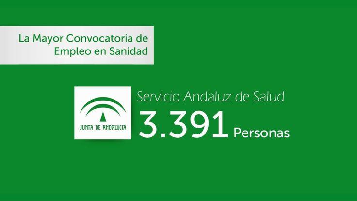 Convocatoria SAS 2016 - Servicio Andaluz de Salud