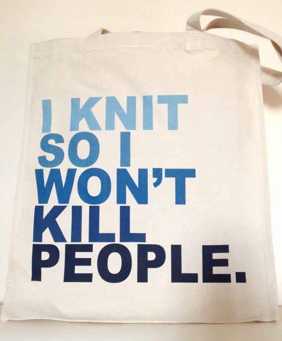 And helps you channel your emotions. | 18 Important Life Lessons To Learn From Knitting