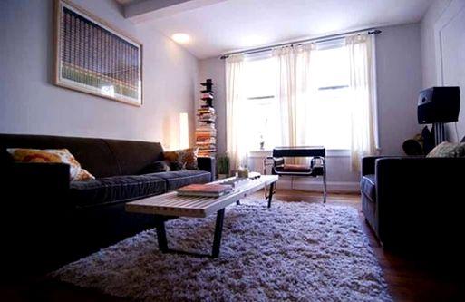contoh desain ruang apartemen kecil