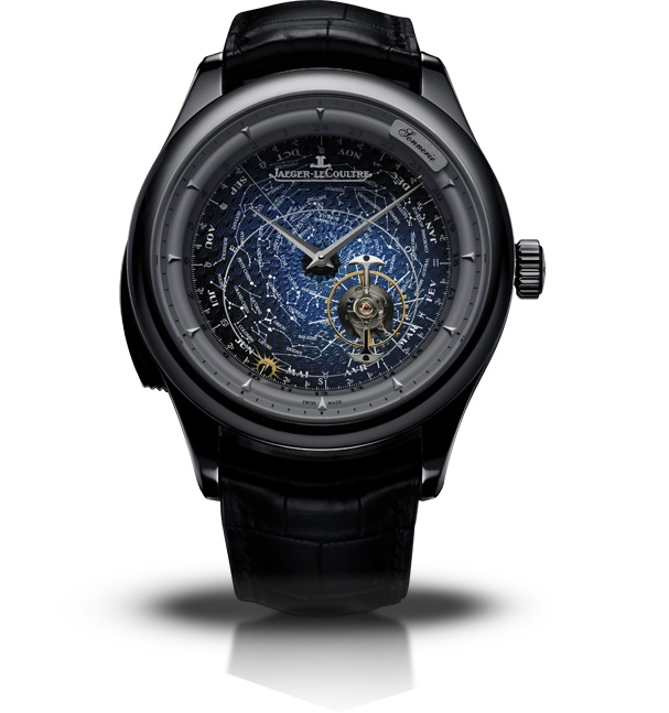 Hybris Mechanica - Presentation of Master Grande Tradition Grande Complication by Jaeger-LeCoultre