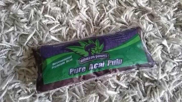 Acai Pulp Super Food