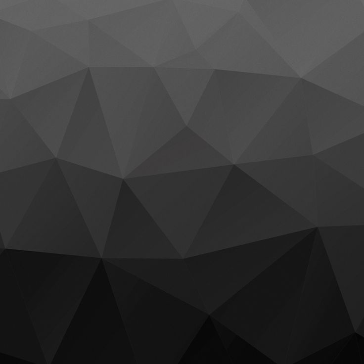 Black High Definition Geometric Background