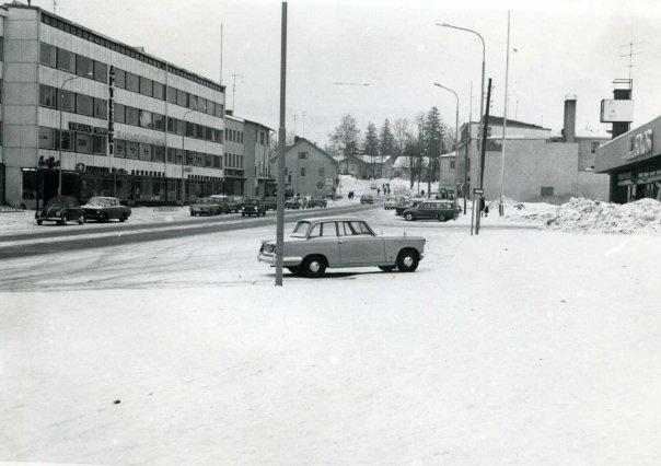 Kävelykatu 1965