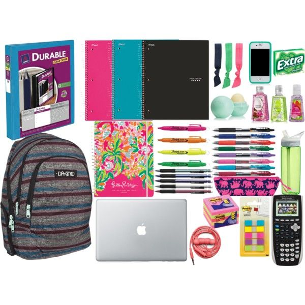 Some items you may need for back to #college! What's on your back-to-school #wishlist?