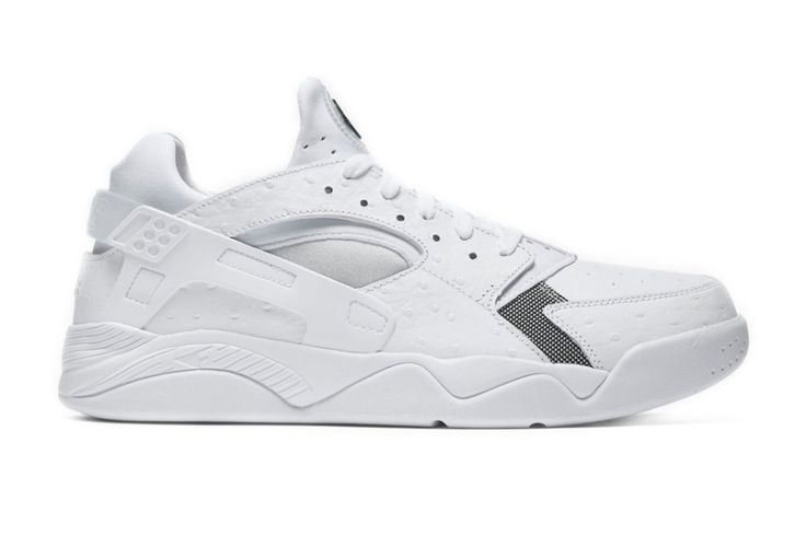 "Nike's Air Flight Huarache Low Silhouette Receives a Clean ""Ostrich"" Makeover"