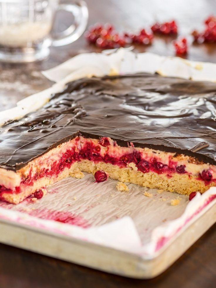 Schneewittchenkuchen Rezept Rezepte Kuchen Torten Pinterest