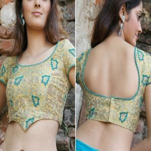 Shez Fashion: Saree Blouse Designs