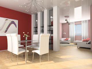 wohnzimmer esszimmer gestalten - Esszimmer Gestalten
