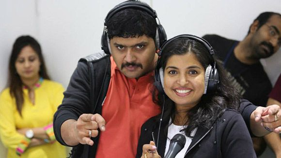 "Sindhu Biju and Mithun Ramesh of Dubai radio station Hit 96.7 FM ruled the airwaves on Monday after setting a new world record for Longest marathon for a radio music show DJ – team.  The two Indian DJ's hosted a ""talkathon"" for the Malayalam language station which lasted for a gruelling 84 hours and 15 minutes.  The duo began the marathon on their 5pm show last Thursday, and ended their record-setting broadcast in the early hours of Monday morning"