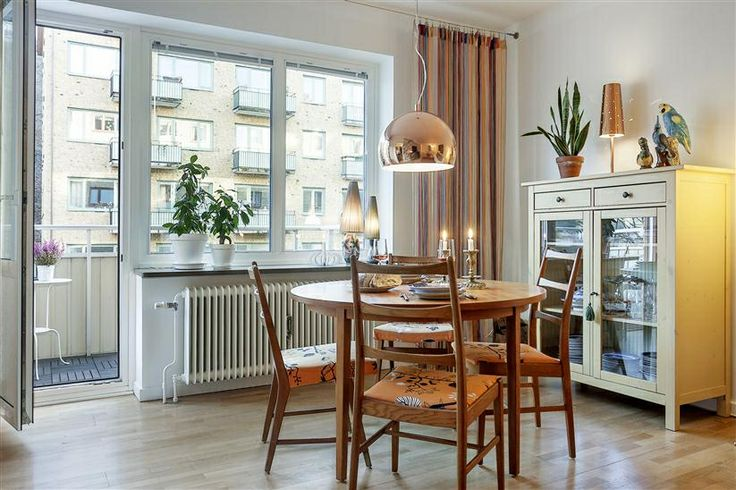 Livingroom at Norra Gubberogatan.