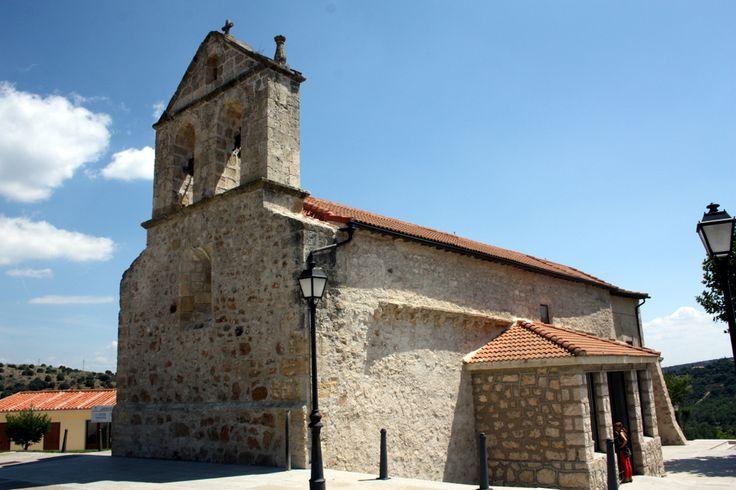 Title: Iglesia de Santiago Apóstol de Venturada Author: Rutas con Historia Location: Madrid, Spain Description: http://www.rutasconhistoria.es/loc/iglesia-de-santiago-apostol-de-venturada