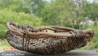 Willows: Rib Style Basket Making