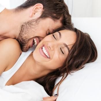 Sex is not just a physical need — it's also about emotions. Here are three things he's not saying out loud when he comes to you for sex.