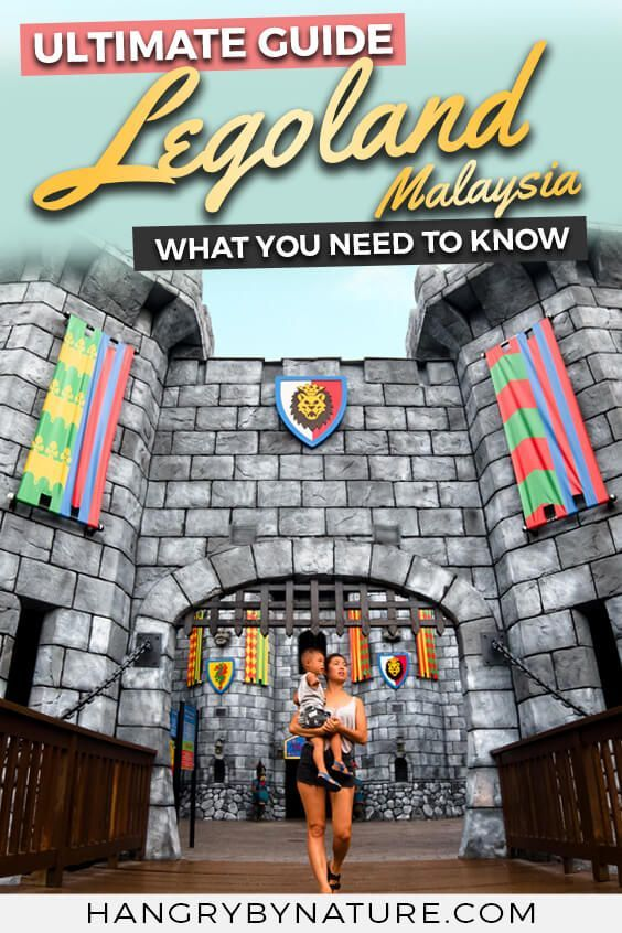 Legoland Malaysia Review: Theme Park, Hotel, Water Park & SEA LIFE