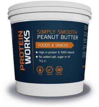TPW Peanut butter křupavé