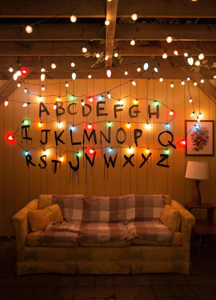 stranger #things #party #decor #ideas