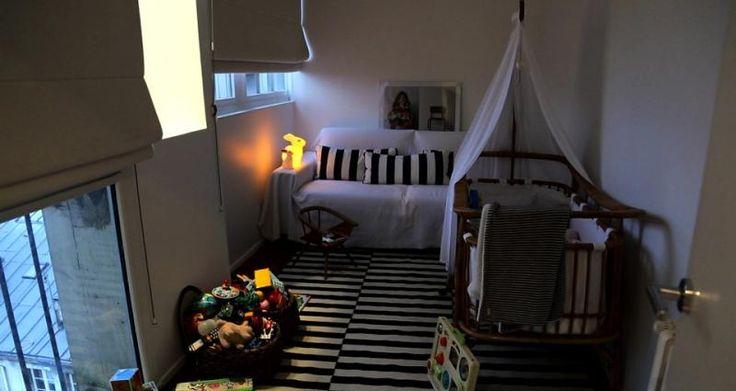 constance and laurent paris loft - Chambre d'enfant Constance Gennari The Socialite Family