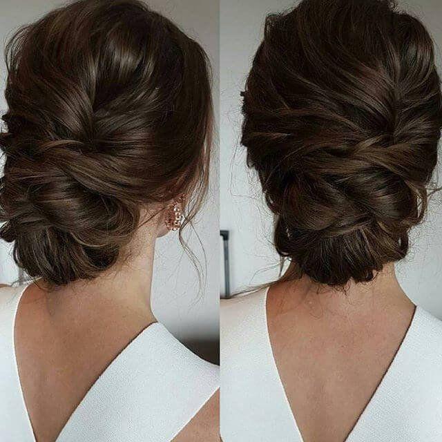 Hochzeitsfrisuren Hochsteckfrisur – Wedding Hairst…