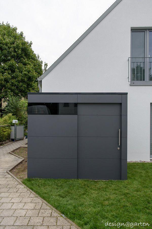 Design Gartenhaus Gart Zwei In Munchen Design Garten