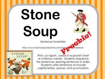 Stone writing center