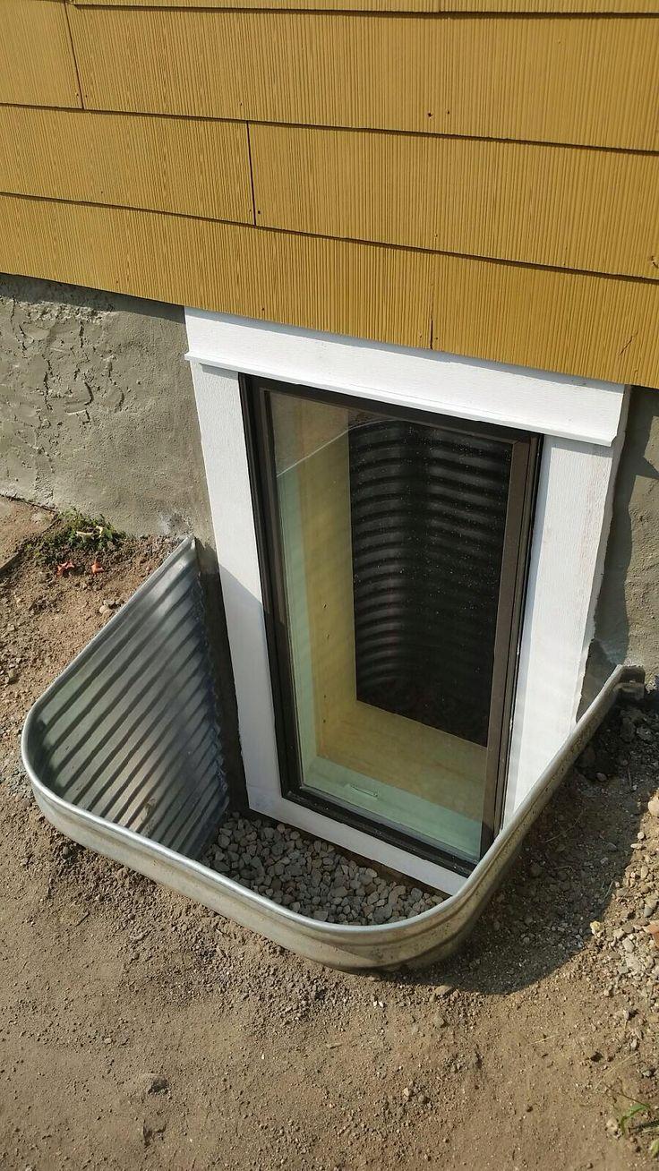 Basement windows more window ideas egress window basements windows - Egress Window Affordable Egress Windows Basement Waterproofing Llc