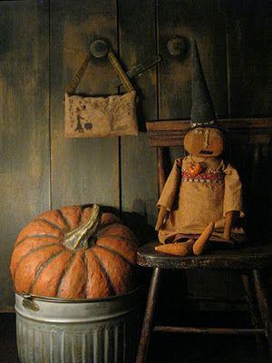 Prim Halloween...