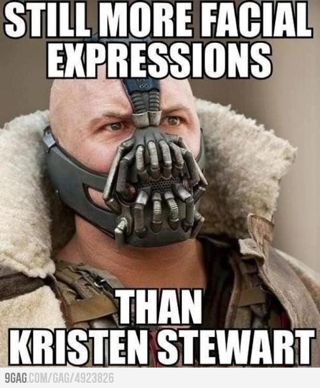I love Bane.