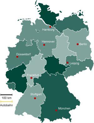 Baden-Würtenberg